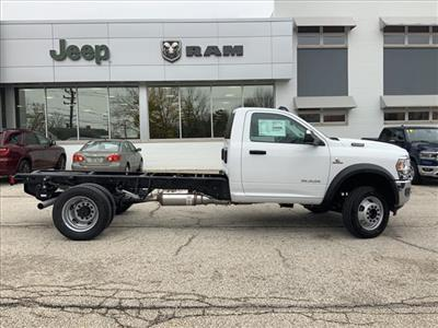 2020 Ram 5500 Regular Cab DRW 4x4, Cab Chassis #1078-20 - photo 8