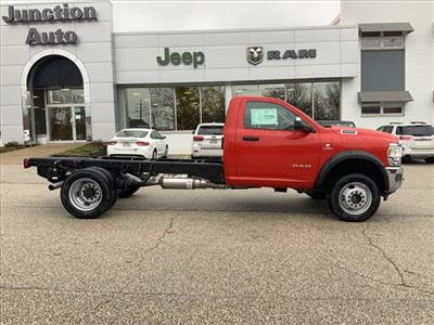 2020 Ram 5500 Regular Cab DRW 4x4, Cab Chassis #1086-20 - photo 8