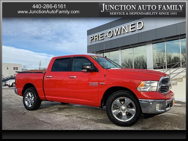 2017 Ram 1500 Crew Cab 4x4, Pickup #11080H - photo 1