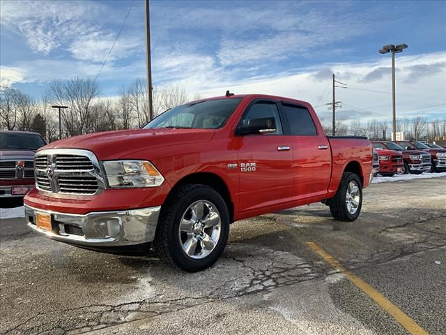 2017 Ram 1500 Crew Cab 4x4, Pickup #11080H - photo 5