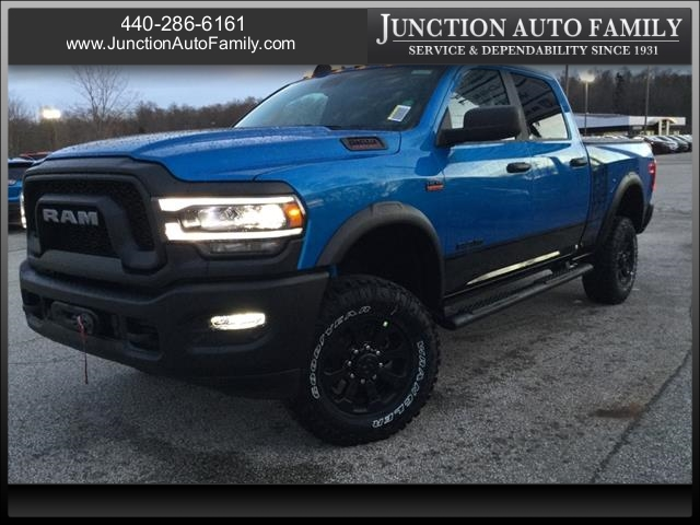 2020 Ram 2500 Crew Cab 4x4, Pickup #1117-20 - photo 1