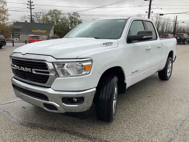 2021 Ram 1500 Quad Cab 4x4, Pickup #113-21 - photo 4
