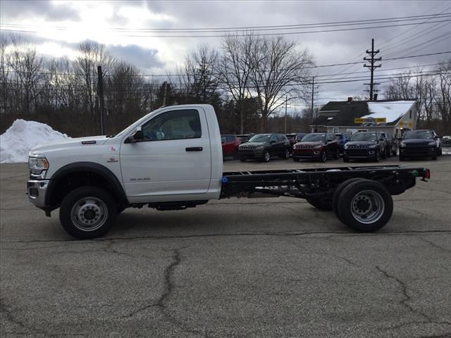 2020 Ram 5500 Regular Cab DRW 4x4, Cab Chassis #1133-20 - photo 1