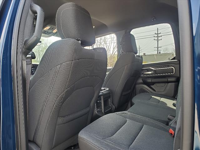 2021 Ram 1500 Quad Cab 4x4, Pickup #119-21 - photo 39