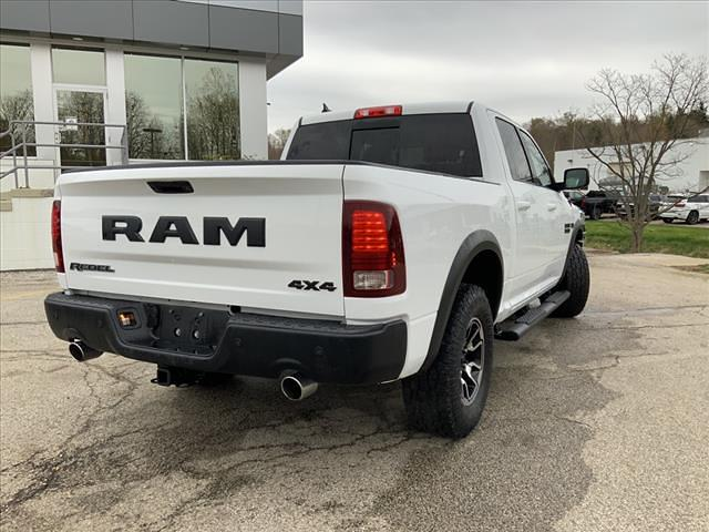 2018 Ram 1500 Crew Cab 4x4, Pickup #121548J - photo 1