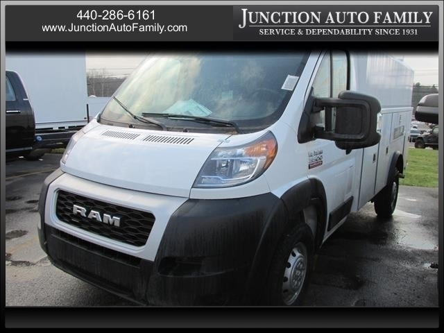 2019 Ram ProMaster 3500 FWD, Reading Service Utility Van #1392-19 - photo 1