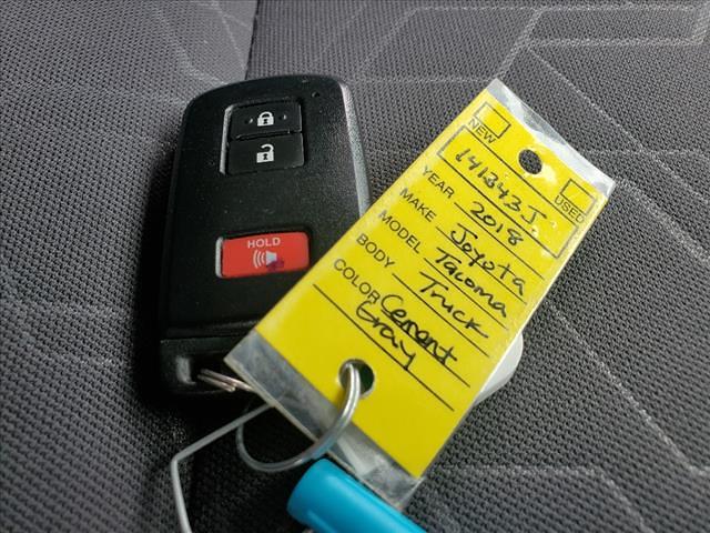 2018 Toyota Tacoma Double Cab 4x4, Pickup #141343J - photo 47