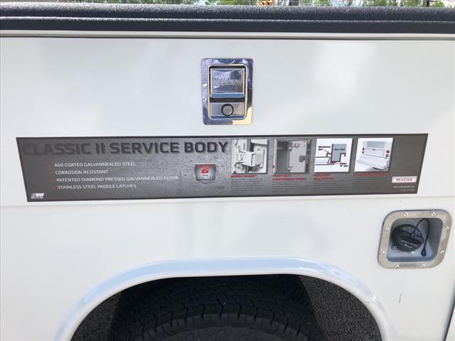 2019 Ram 3500 Regular Cab DRW 4x4, Reading Classic II Steel Service Body #1441-19 - photo 6