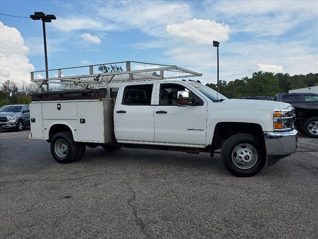 2016 Silverado 3500 Crew Cab 4x4,  Service Body #182218G - photo 3