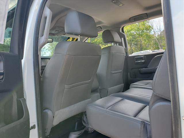 2016 Silverado 3500 Crew Cab 4x4,  Service Body #182218G - photo 34
