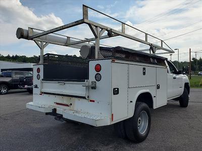 2016 Silverado 3500 Crew Cab 4x4,  Service Body #182218G - photo 2