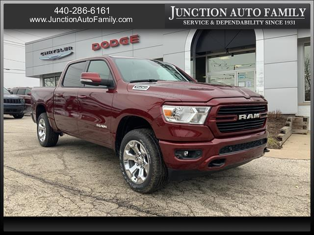 2021 Ram 1500 Crew Cab 4x4, Pickup #200-21 - photo 1