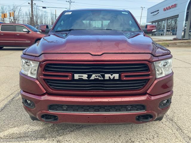 2021 Ram 1500 Crew Cab 4x4, Pickup #200-21 - photo 3