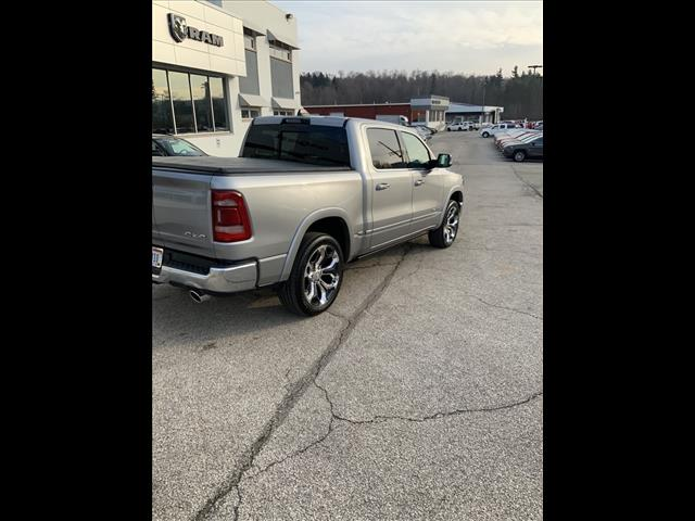 2021 Ram 1500 Crew Cab 4x4, Pickup #231-21 - photo 2