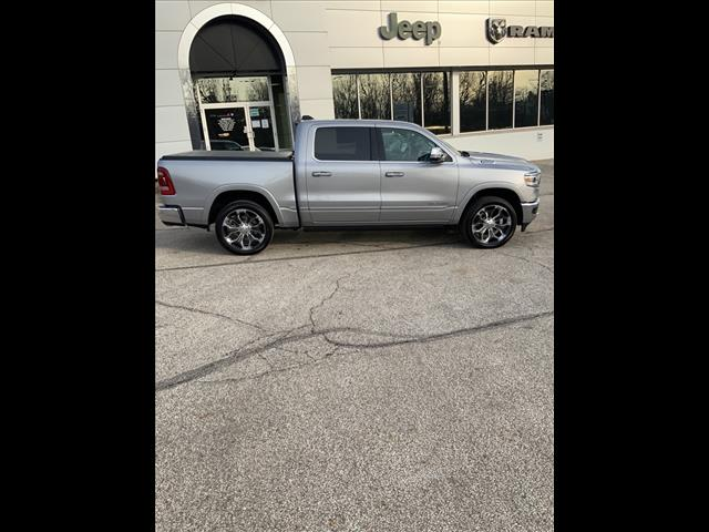 2021 Ram 1500 Crew Cab 4x4, Pickup #231-21 - photo 9