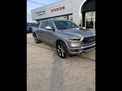2021 Ram 1500 Crew Cab 4x4, Pickup #231-21 - photo 1