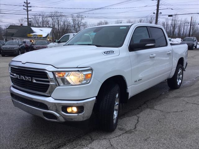 2021 Ram 1500 Crew Cab 4x4, Pickup #252-21 - photo 1