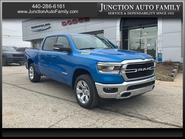 2021 Ram 1500 Crew Cab 4x4, Pickup #259-21 - photo 1
