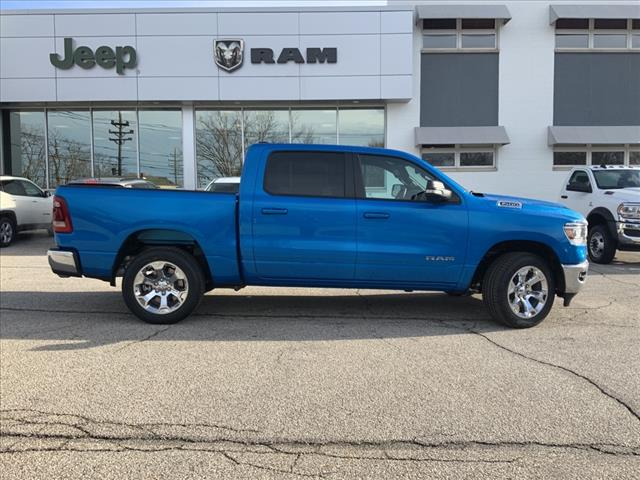 2021 Ram 1500 Crew Cab 4x4, Pickup #259-21 - photo 8