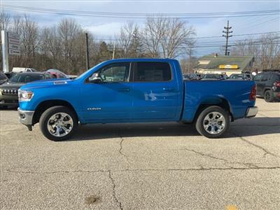 2021 Ram 1500 Crew Cab 4x4, Pickup #259-21 - photo 4