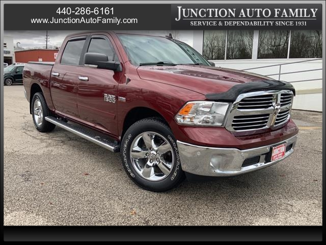 2018 Ram 1500 Crew Cab 4x4, Pickup #270109J - photo 1