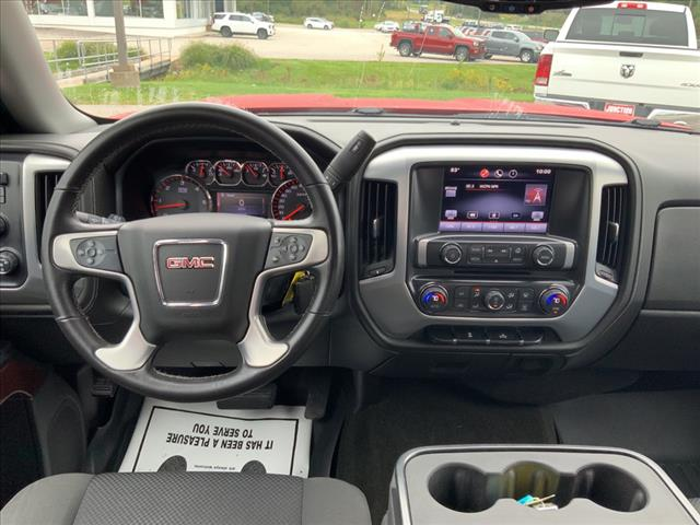 2015 GMC Sierra 1500 Double Cab 4x4, Pickup #294993F - photo 12