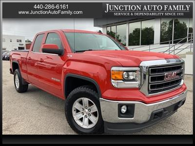 2015 GMC Sierra 1500 Double Cab 4x4, Pickup #294993F - photo 1
