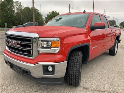 2015 GMC Sierra 1500 Double Cab 4x4, Pickup #294993F - photo 4