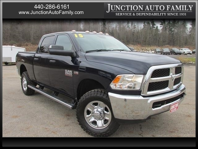 2015 Ram 2500 Crew Cab 4x4, Pickup #34304F - photo 1