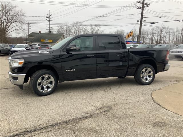 2021 Ram 1500 Crew Cab 4x4, Pickup #378-21 - photo 5