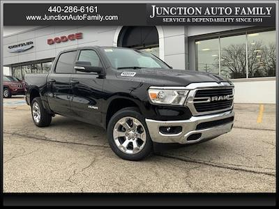 2021 Ram 1500 Crew Cab 4x4, Pickup #378-21 - photo 1