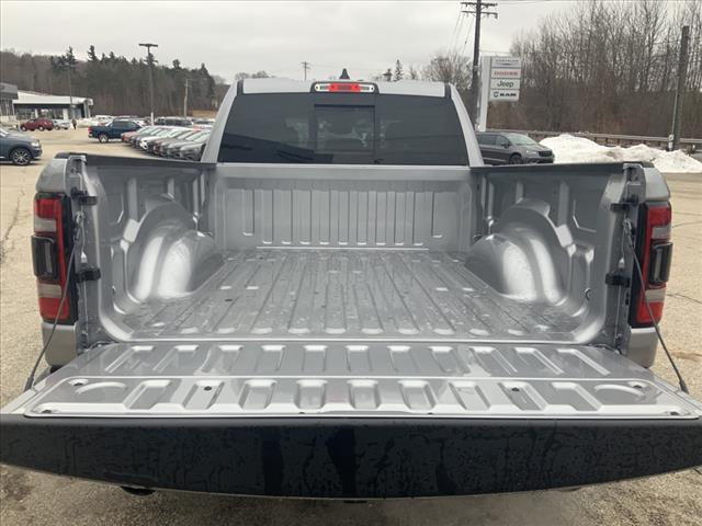 2021 Ram 1500 Quad Cab 4x4, Pickup #384-21 - photo 17
