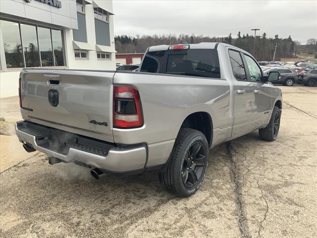 2021 Ram 1500 Quad Cab 4x4, Pickup #384-21 - photo 2