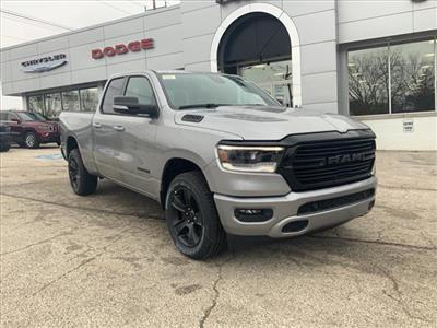 2021 Ram 1500 Quad Cab 4x4, Pickup #384-21 - photo 1