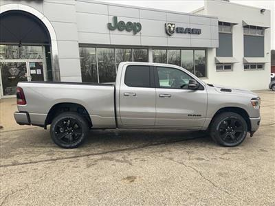 2021 Ram 1500 Quad Cab 4x4, Pickup #384-21 - photo 8