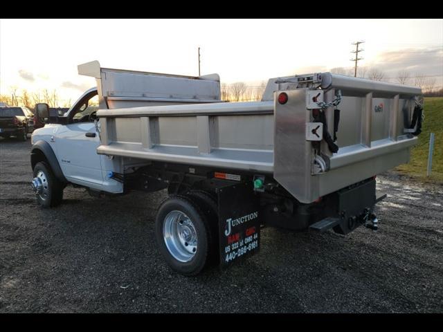 2020 Ram 5500 Regular Cab DRW 4x4, Galion Dump Body #399-20 - photo 1