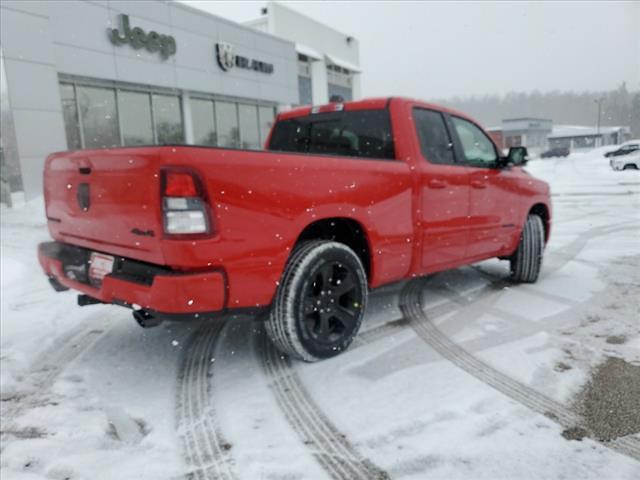 2021 Ram 1500 Quad Cab 4x4, Pickup #429-21 - photo 1