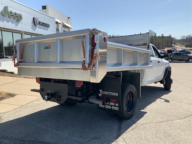 2021 Ram 5500 Crew Cab DRW 4x4, Galion 103U Dump Body #452-21 - photo 2