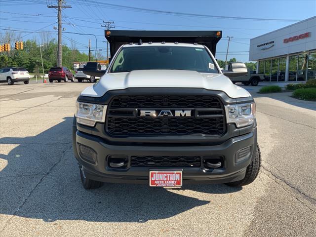 2020 Ram 5500 Regular Cab DRW 4x4, Galion Dump Body #455-20 - photo 4