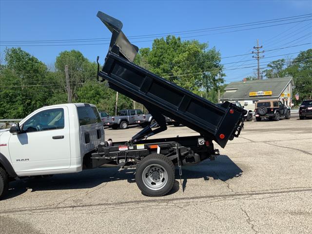 2020 Ram 5500 Regular Cab DRW 4x4, Galion Dump Body #455-20 - photo 29