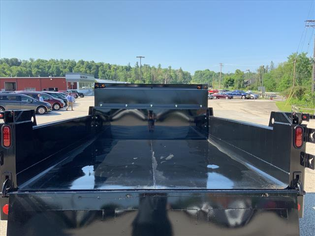 2020 Ram 5500 Regular Cab DRW 4x4, Galion Dump Body #455-20 - photo 7