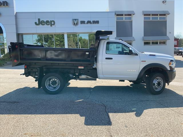 2020 Ram 5500 Regular Cab DRW 4x4, Galion Dump Body #455-20 - photo 1