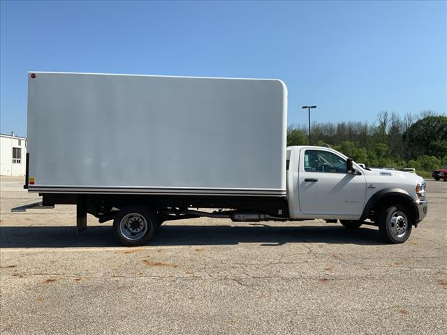 2020 Ram 5500 Regular Cab DRW 4x2, Unicell Dry Freight #487-20 - photo 1
