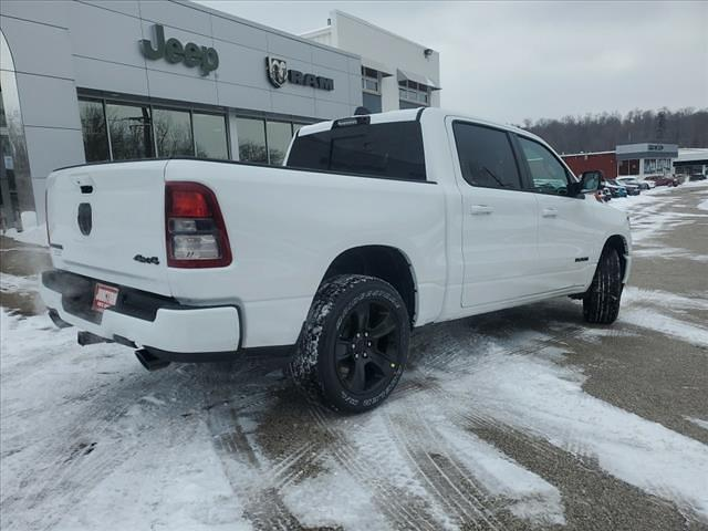 2021 Ram 1500 Crew Cab 4x4, Pickup #498-21 - photo 2