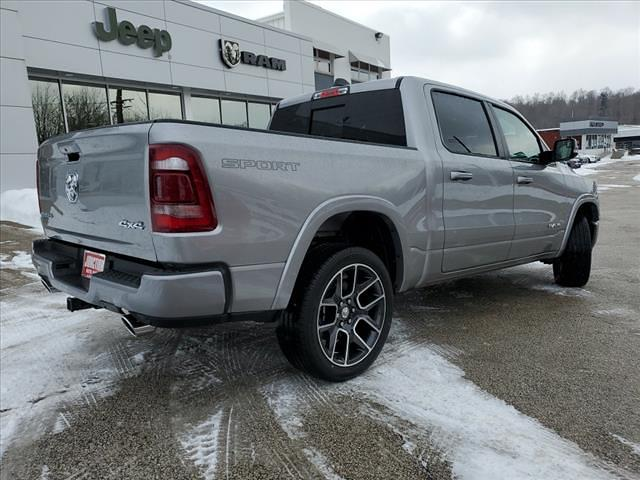 2021 Ram 1500 Crew Cab 4x4, Pickup #501-21 - photo 2