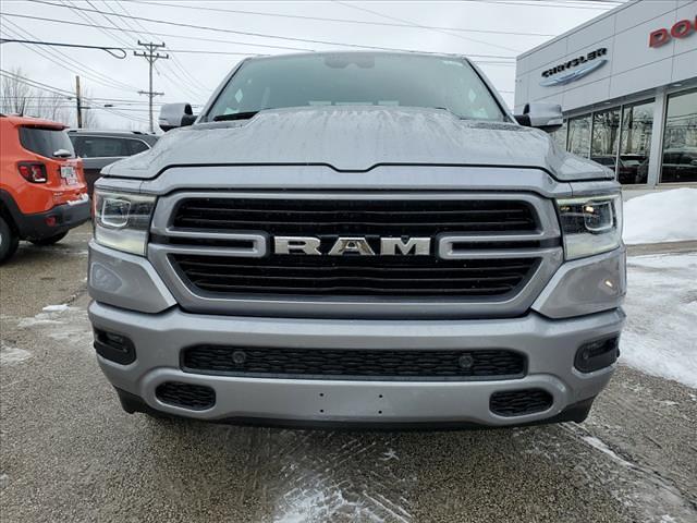2021 Ram 1500 Crew Cab 4x4, Pickup #501-21 - photo 6