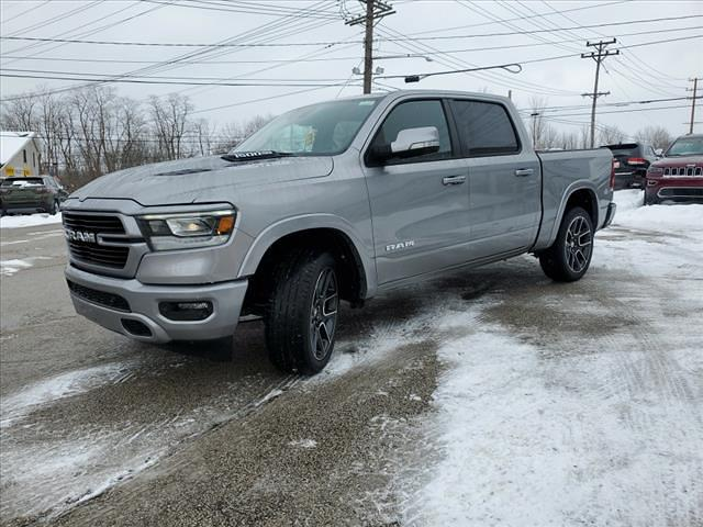2021 Ram 1500 Crew Cab 4x4, Pickup #501-21 - photo 7