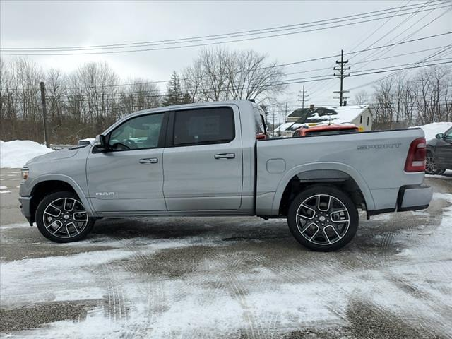 2021 Ram 1500 Crew Cab 4x4, Pickup #501-21 - photo 8
