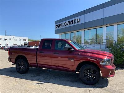 2019 Ram 1500 Quad Cab 4x4, Pickup #504601K - photo 2