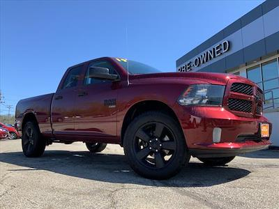 2019 Ram 1500 Quad Cab 4x4, Pickup #504601K - photo 49